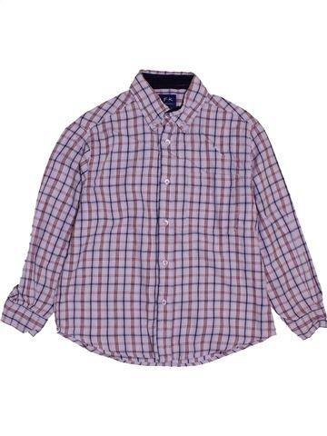 Camisa de manga larga niño CFK gris 6 años invierno #1547010_1
