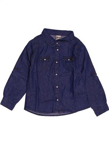 Chemise manches longues garçon TAPE À L'OEIL bleu 3 ans hiver #1547466_1