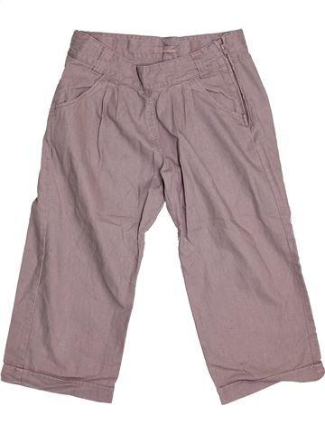 Pantalón corto niña LISA ROSE violeta 12 años verano #1548195_1