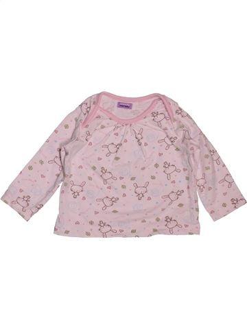 Camiseta de manga larga niña BHS rosa 6 meses invierno #1551749_1