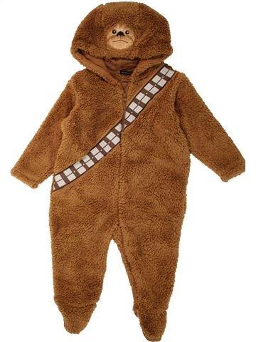 Robe de chambre garçon STAR WARS marron 12 mois hiver #1557385_1
