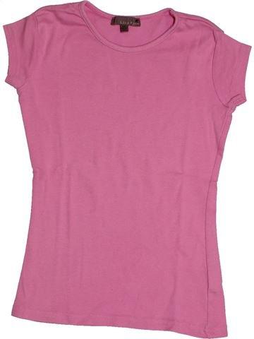 Camiseta de manga corta niña LISA ROSE rosa 8 años verano #1558297_1