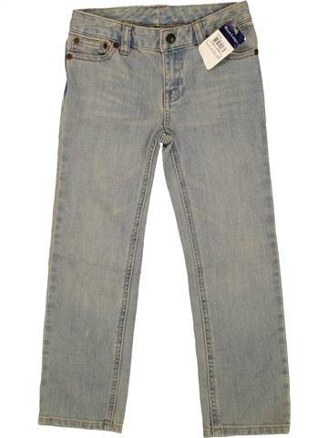 Pantalon garçon RALPH LAUREN gris 5 ans été #1558780_1