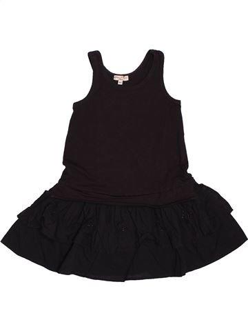 Robe fille ELIANE ET LENA noir 4 ans été #1559199_1