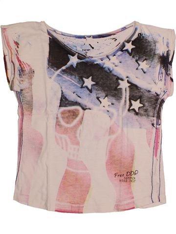 Camiseta sin mangas niña DDP rosa 12 años verano #1559861_1