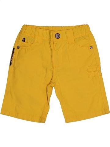 Short - Bermuda garçon WEEK END A LA MER jaune 3 ans été #1560038_1