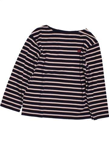 Camiseta de manga larga niña WEEK END A LA MER marrón 8 años invierno #1561362_1