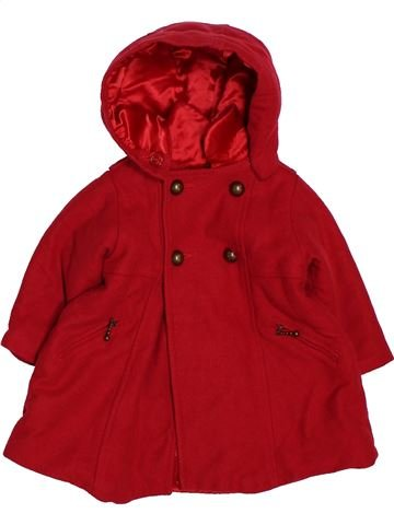 Jean fille JACADI rouge 6 mois hiver #1561545_1
