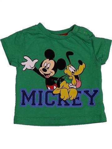 T-shirt manches courtes garçon PRIMARK vert 3 mois été #1561899_1