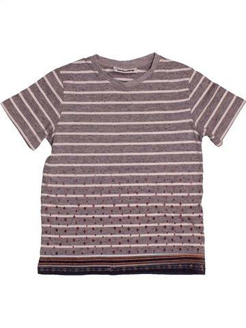 T-shirt manches courtes garçon DUCK&DODGE gris 5 ans été #1562811_1
