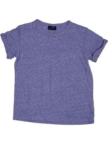T-shirt manches courtes garçon NEXT violet 5 ans été #1562932_1