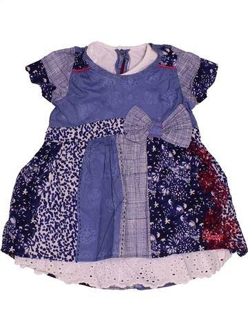 Robe fille CATIMINI bleu 12 mois été #1563436_1