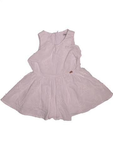 Robe fille IKKS gris 2 ans été #1563636_1