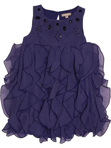 Vestido niña IN EXTENSO azul 4 años verano #1565037_1