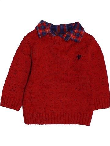 43390c9afb Pull garçon NEXT rouge 9 mois hiver #1613816_1