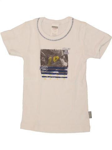 fdad1e3101f46 T-shirt manches courtes garçon ABSORBA violet 4 ans été  1654152 1