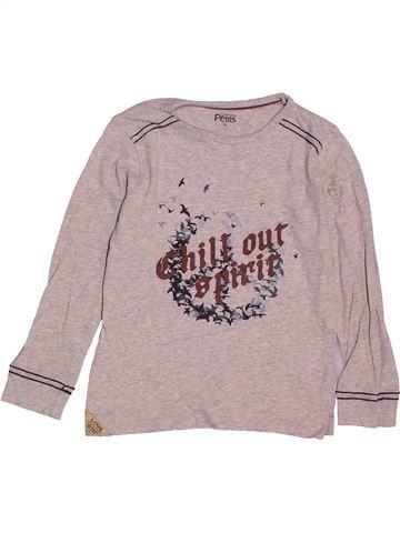 031fb180ba026 T-shirt manches longues garçon LA COMPAGNIE DES PETITS rose 5 ans hiver   1693312 1