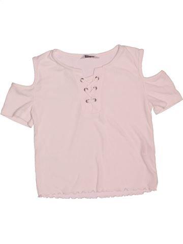 cc04f024c1b40 T-shirt manches courtes fille PRIMARK blanc 11 ans été  1696470 1