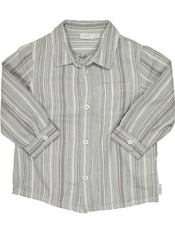 Chemise manches longues garçon MEXX gris 2 ans hiver #812111_1