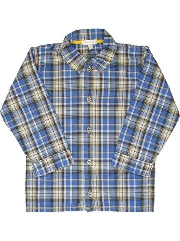 Camisa de manga larga niño ABSORBA azul 2 años invierno #827512_1