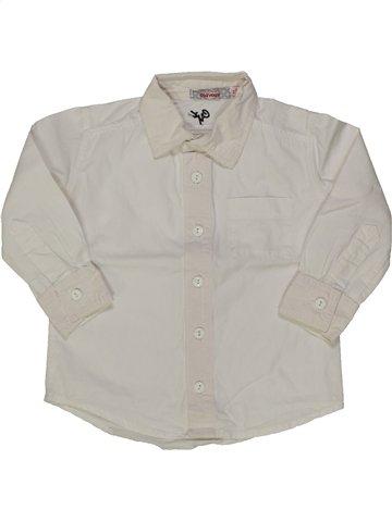 Camisa de manga larga niño CLAYEUX gris 2 años invierno #839386_1