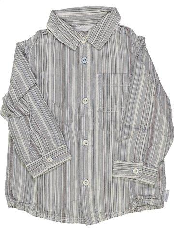 Camisa de manga larga niño MEXX gris 2 años invierno #918535_1