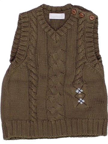 jersey niño BERLINGOT marrón 2 años invierno #991136_1